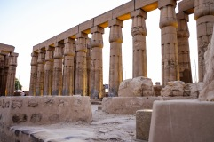 Temple of Luxor.