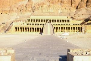 Hatshepsut's Temple.