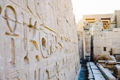 Temple of Karnak.