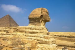 The beautiful Sphinx.