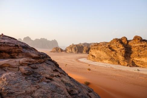Wadi Rum.