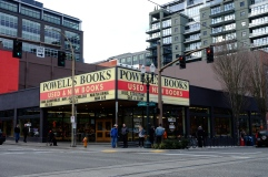 Powell''s Books - the city of books, is an entire street block long.